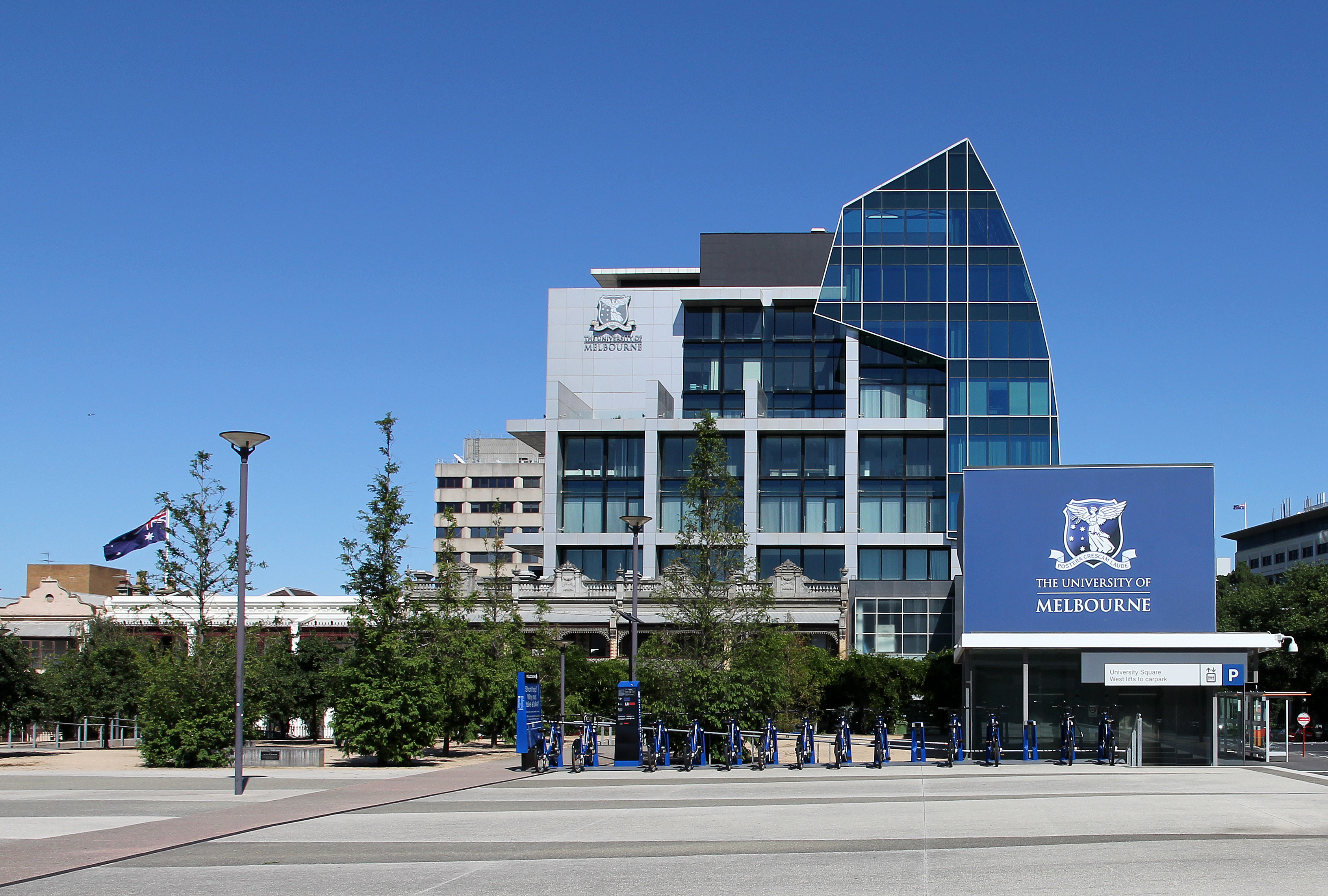 Học bổng Melbourne University
