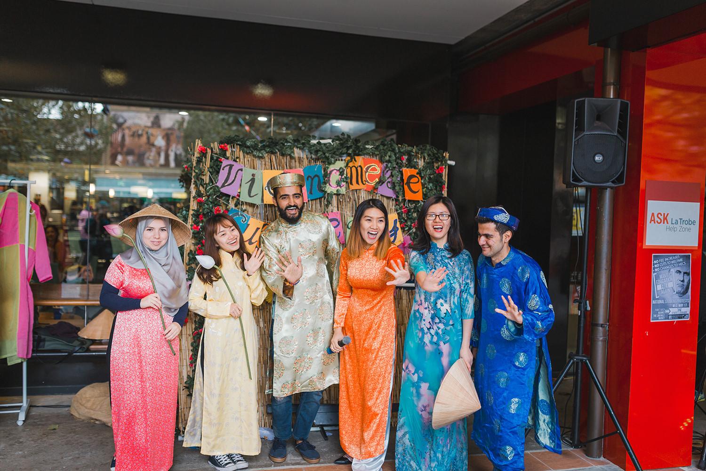 Du học sinh Việt tại Australia hội tụ tại bữa tiệc văn hóa
